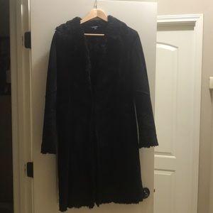 Long Express women's coat size M